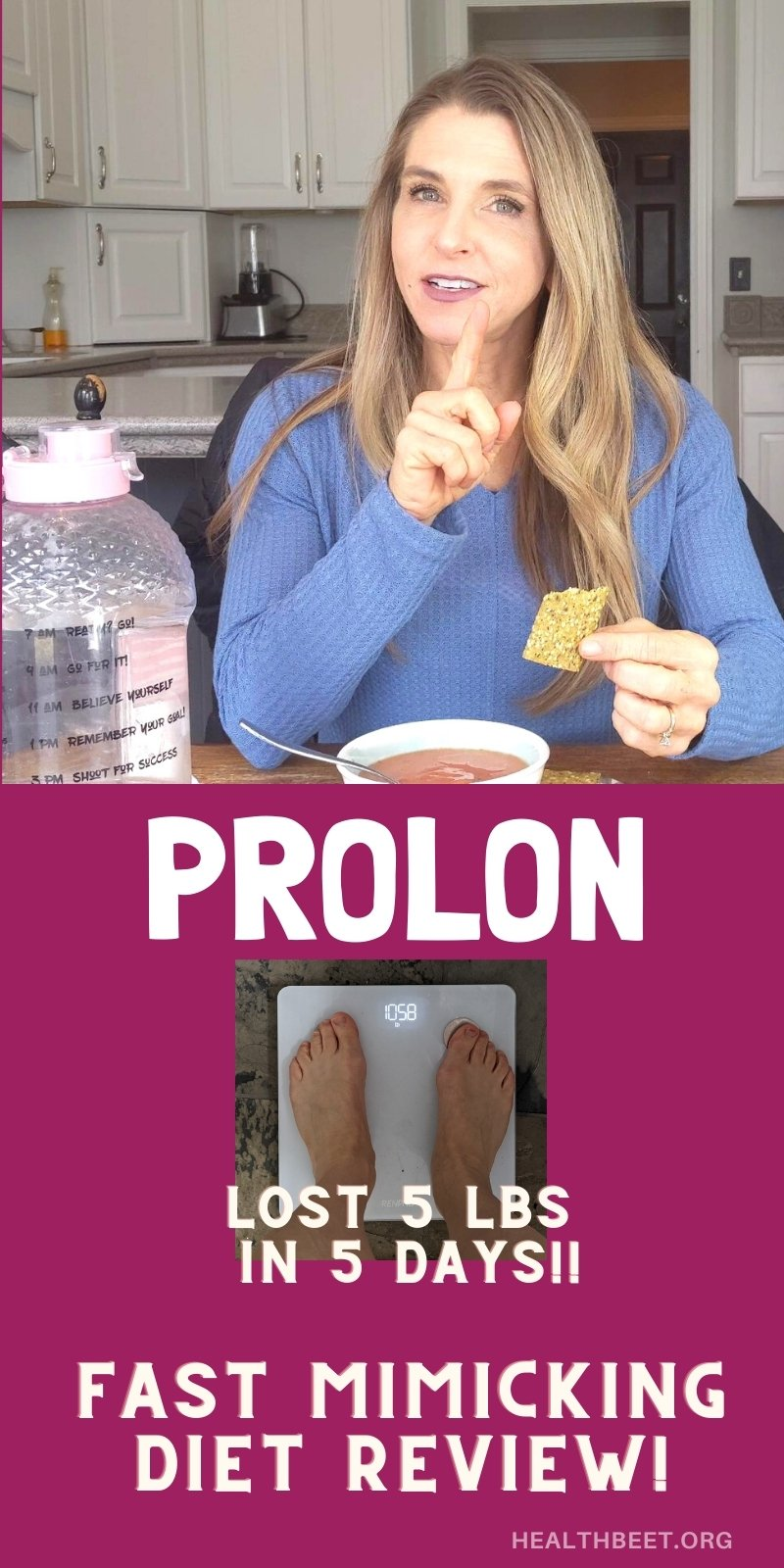 Prolon fast mimicking diet review lost 5 lbs in 5 days