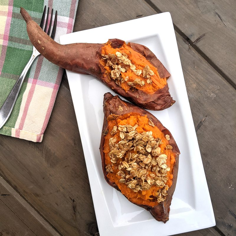 Two sweet potatoes from above 1200x1200