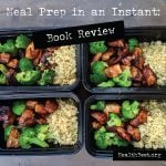 Meal Prep In an Instant {Book Review}