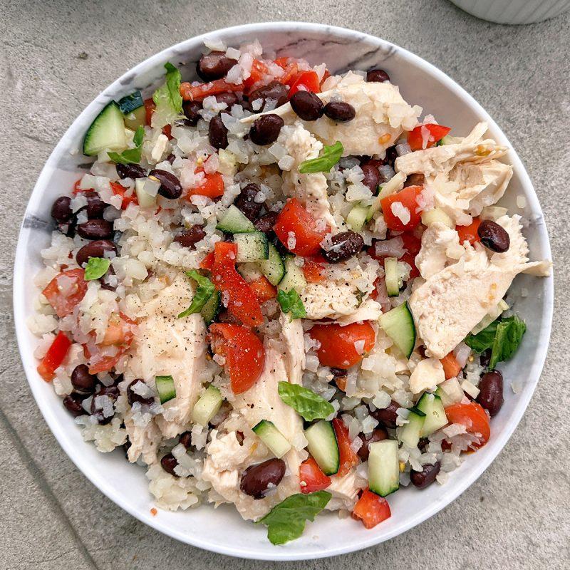 Italian Chicken & Cauliflower- Bowl Only 1200x1200