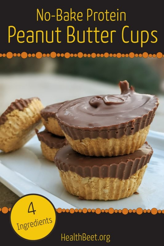 Peanut Butter Cups High Contrast Pin 1000x1500