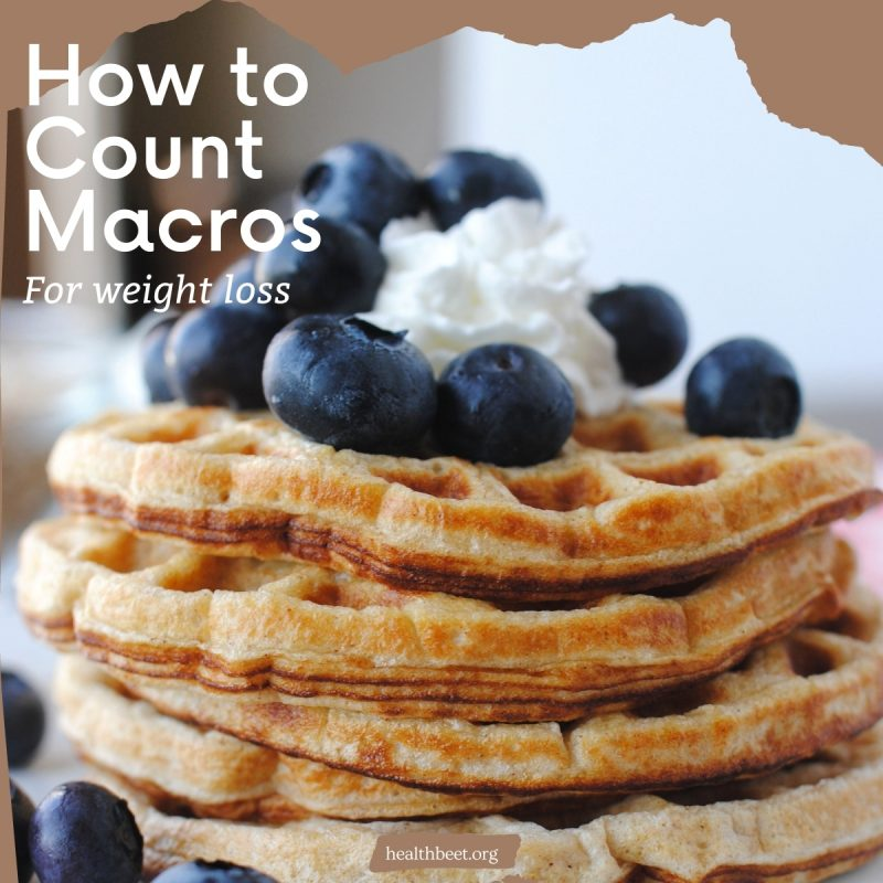 how to count macros for weight loss sq