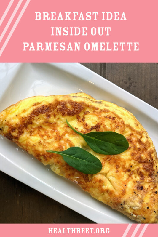 Inside Out Omelet Pink Stripes Pin 1000x1500