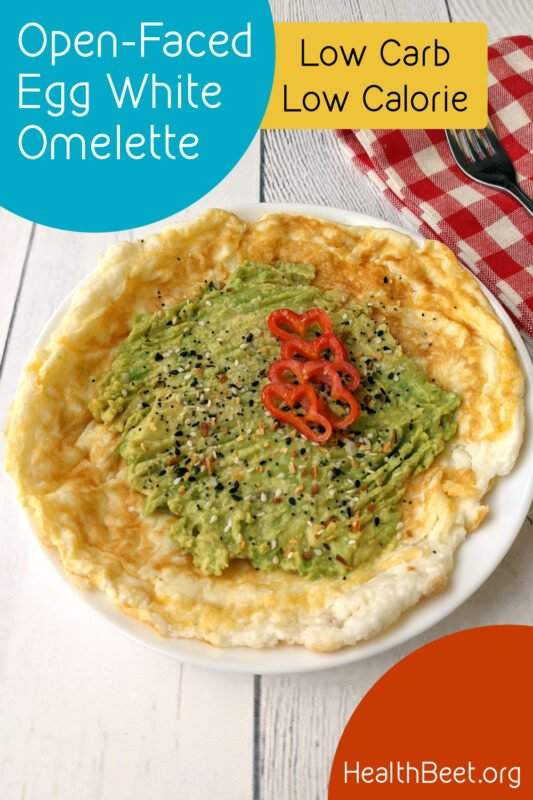 Open Faced Omelet Geometric Pin Kirvy Font 1000x1500