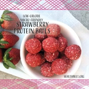 Strawberry Protein Ball Weave Thumb 1200x1200