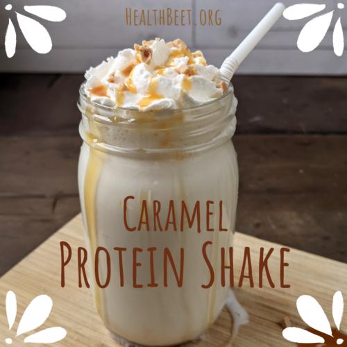 Caramel Toffee Protein Shake Flourish Thumb 1200x1200