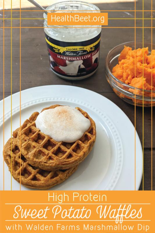Sweet Potato Waffle Line Pin 1000x1500