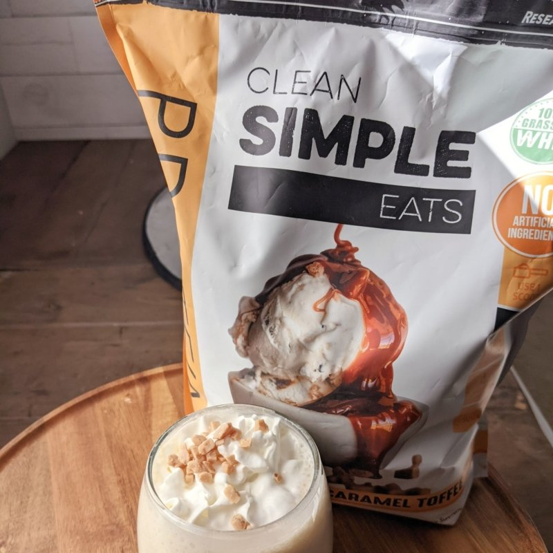 clean simple eats protein powder (Custom)
