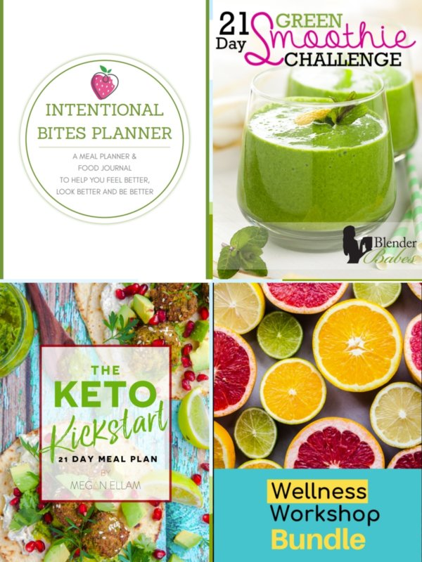 healthy living books from the ultimate bundle