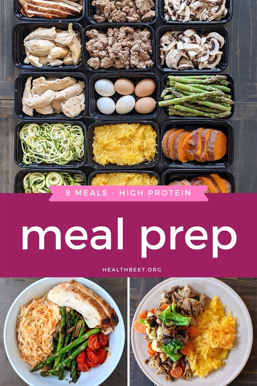 yüksek proteinli yemek hazırlığı 2. hafta