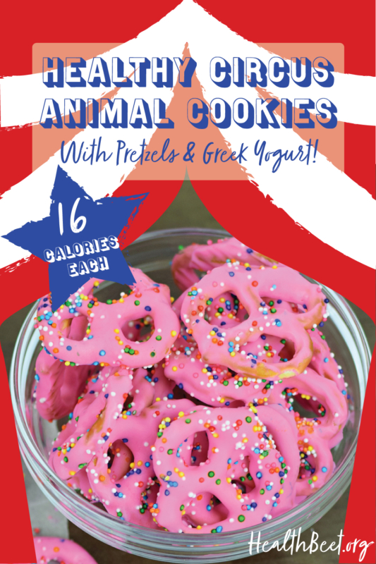 Healthy Circus Animal Cookies Circus Pin 1000x1500