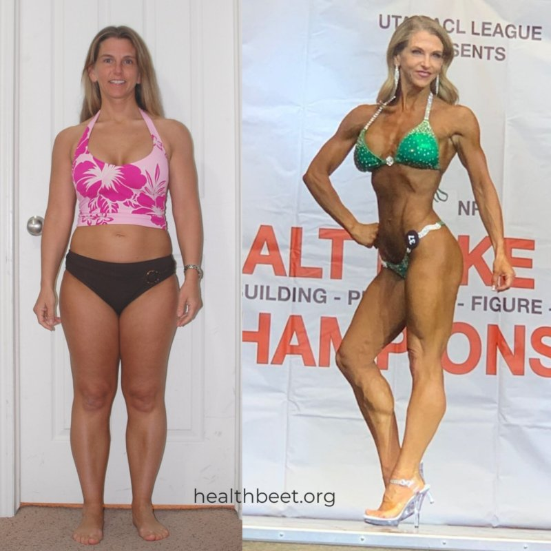 bikini transformation weight loss success pictures amy roskelley