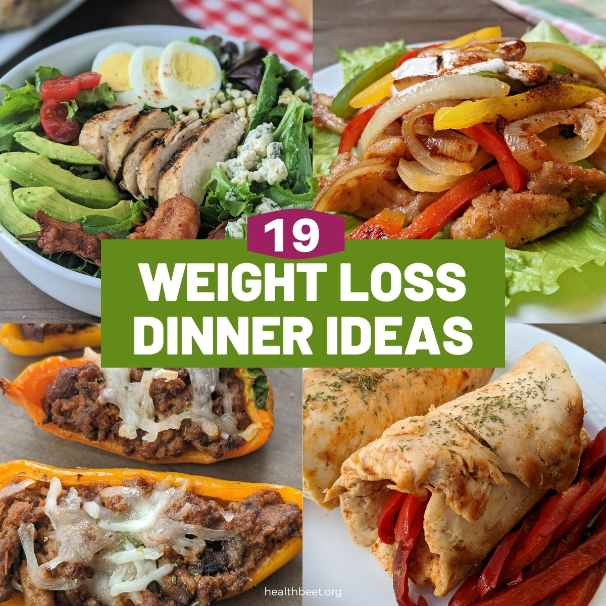 19 healthy dinners for weight loss thumbnail