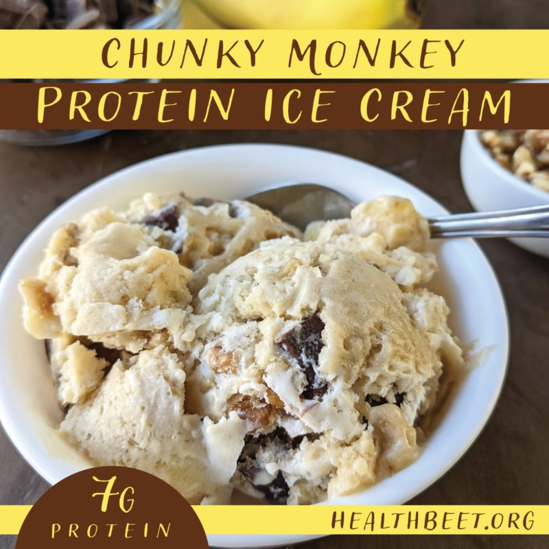 Chunky Monkey Protein Ice Cream Thumb 1200x1200