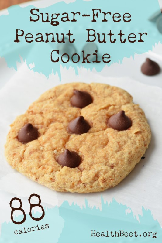PB Chocolate Chip Cookie Watercolor Pin 1000x1500