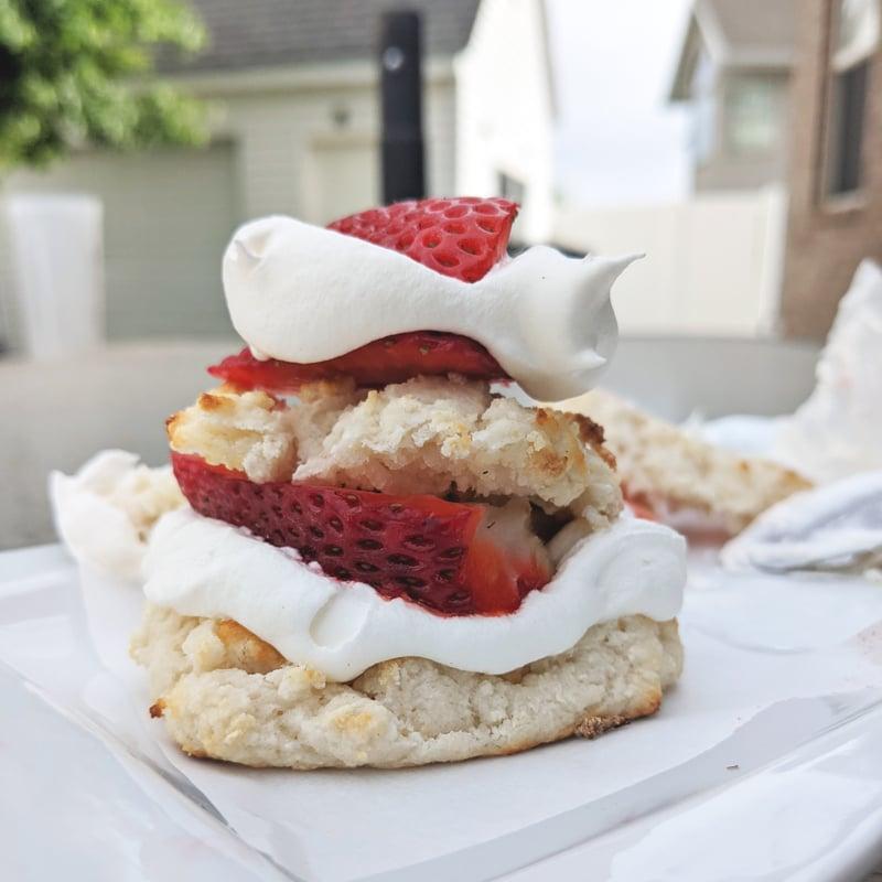 Strawberry Shortcake Stacked 1200x1200