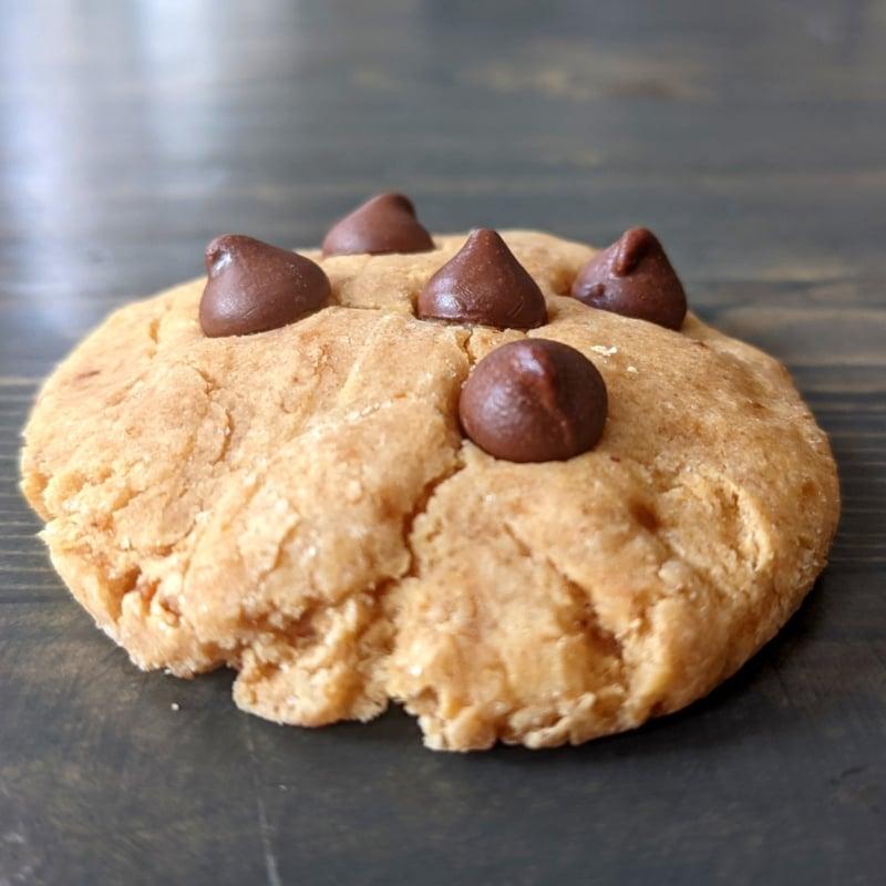 sugar free peanut butter cookie