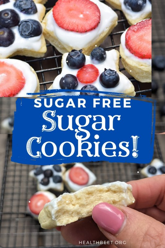 Sugar Free Sugar Cookies that are only 44 calories each