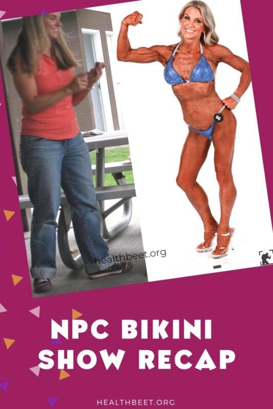 npc bikini show recap for 2021