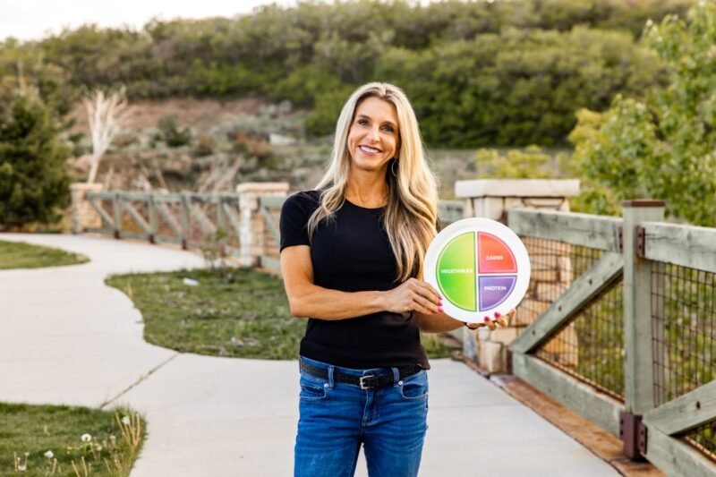 Amy Roskelley creator of the Macro Plate Diet