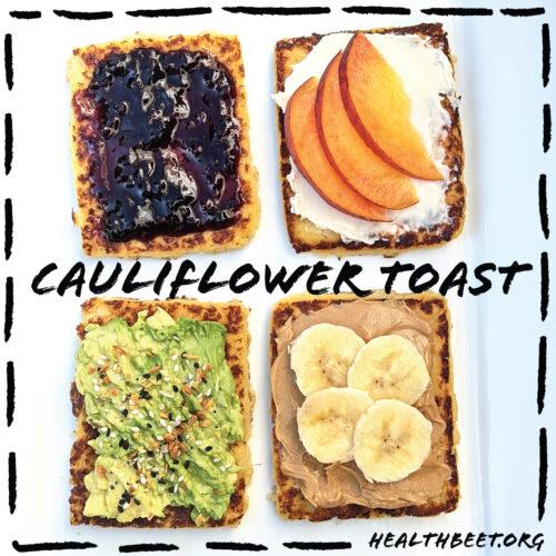 Cauliflower Toast Plain Thumb 1200x1200