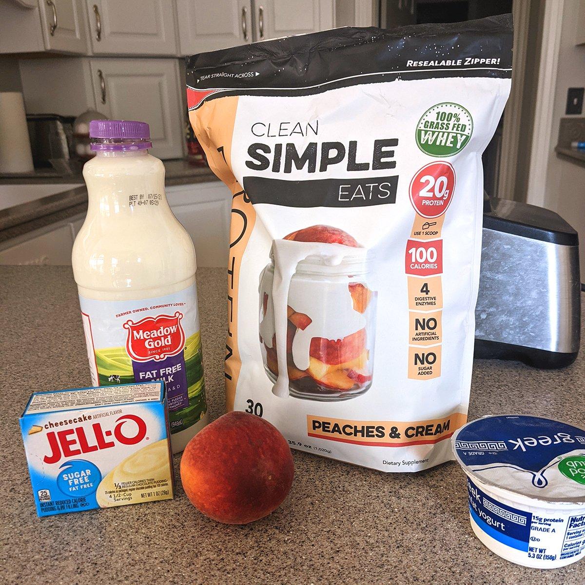 Peaches and Cream Ingredients 1200x1200