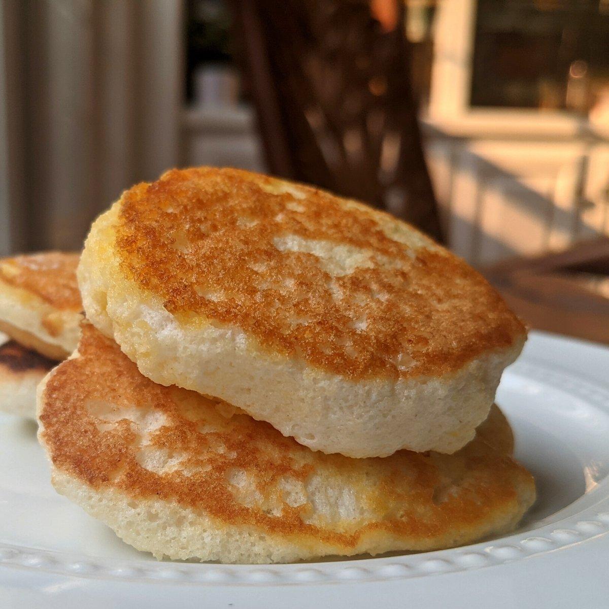 soufle pancakes