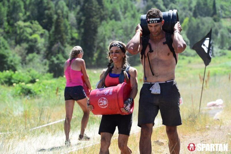 Spartan Utah bucket carry