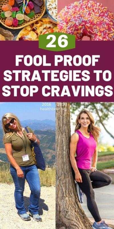26 ways to stop food cravings