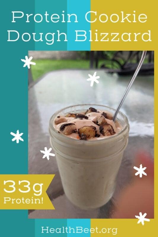 Protein Ice cream Cookie Dough 1000x1500